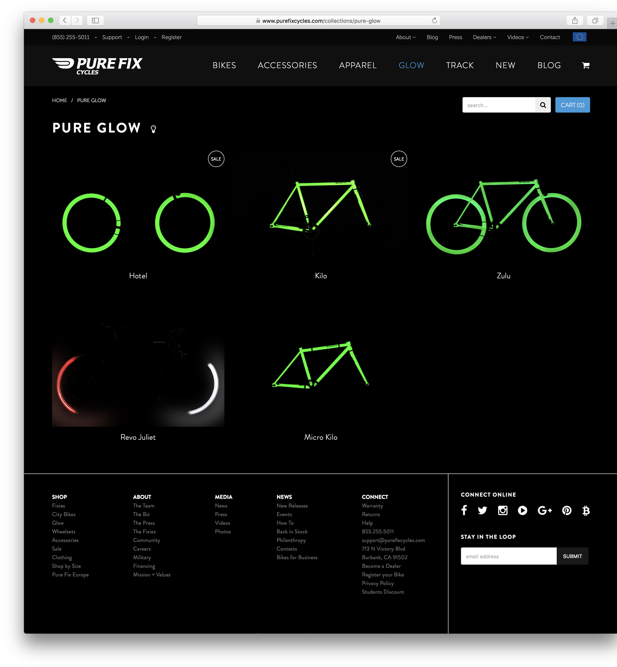 Pure Fix Cycles Glow